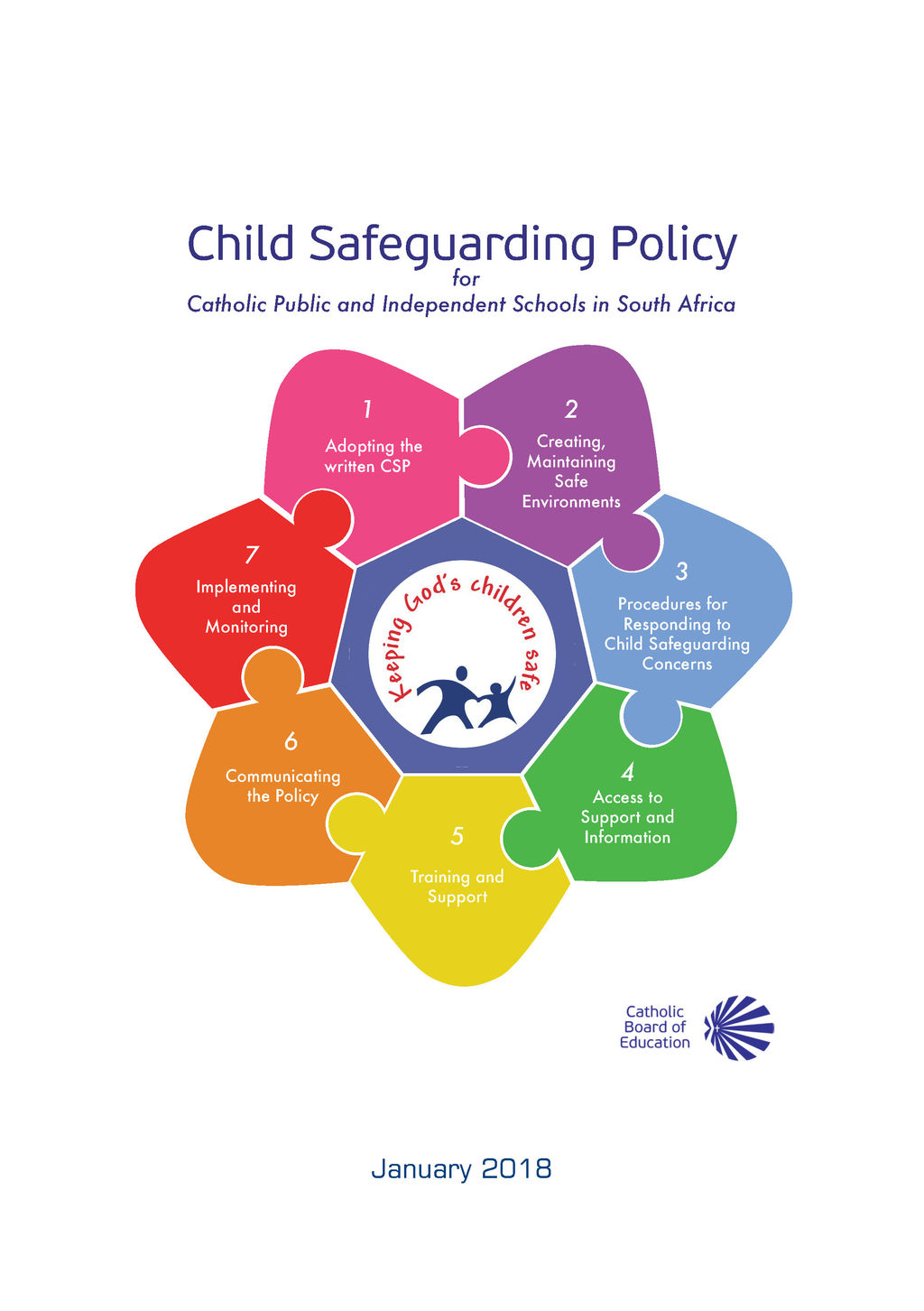 Safeguarding 2018 Cover Amended